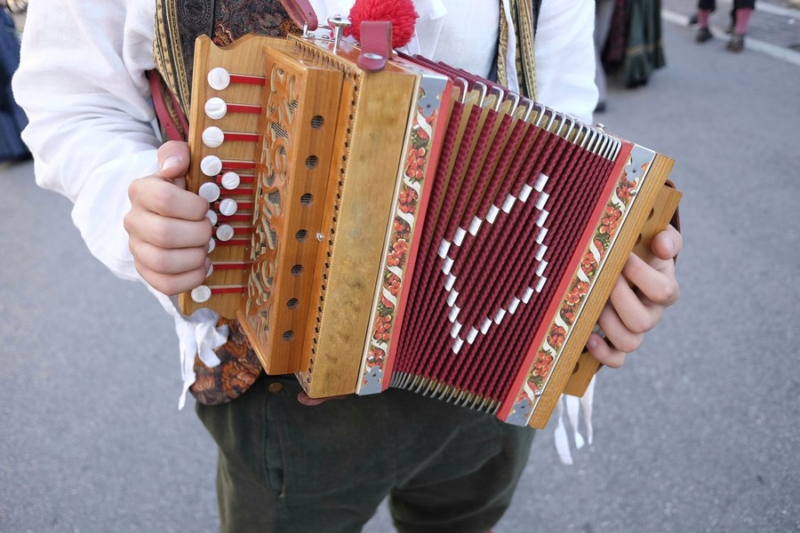 Teacher training & the accordion