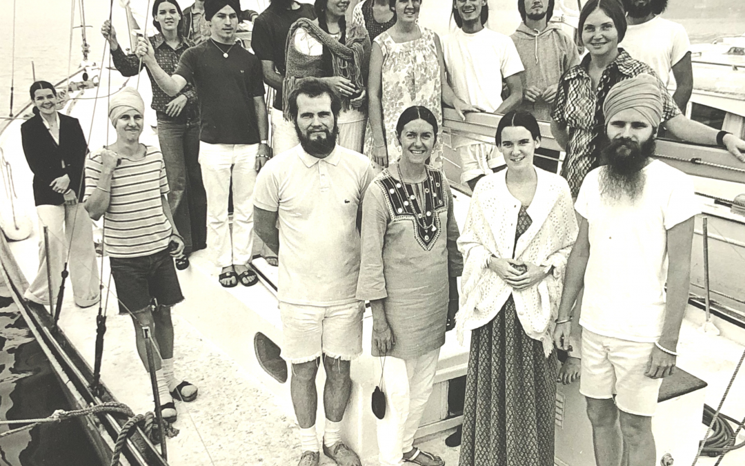 I was thrown out of the ashram