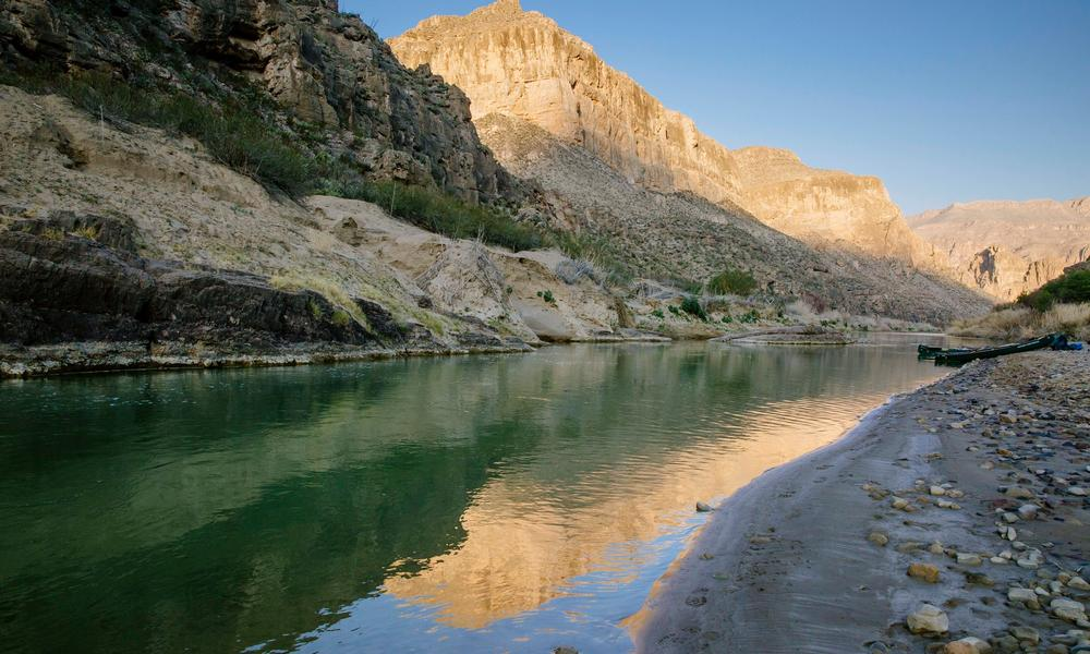 Shamanic Journey on the  Rio Grande