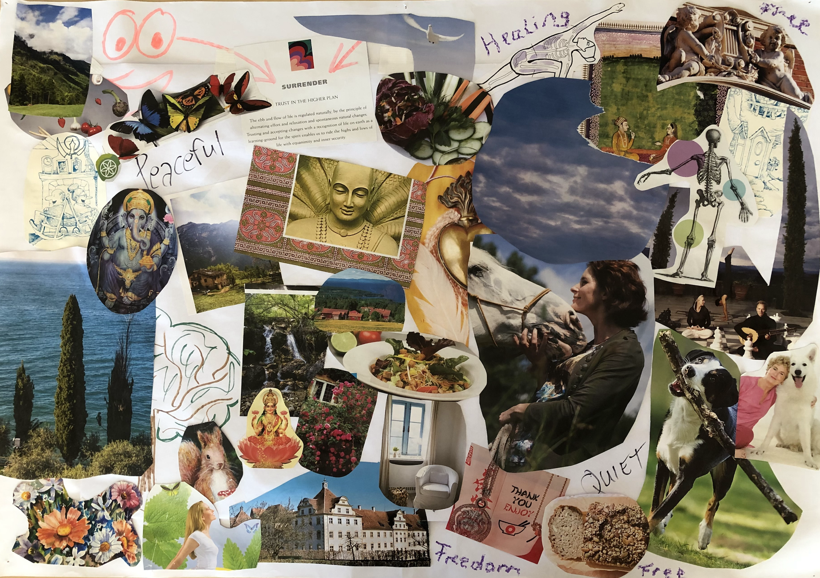 A Vision Board – for success!